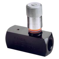Обратный дроссельный клапан FS