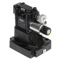 Управляемый предохранительный клапан R4V, R6V (пропорциональные)