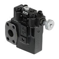 Управляемый редукционный клапан, серия R5R