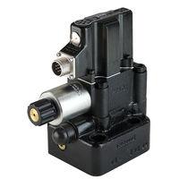 Управляемый пропорциональный предохранительный клапан R4V, R6V (со встроенной электроникой)