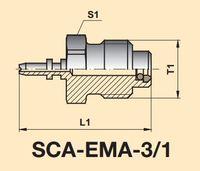 Диагностическое соединение SCA-EMA