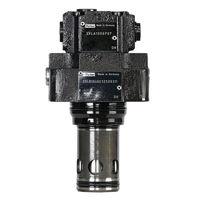 Обратный клапан с гидравлическим управлением, серия SVLB
