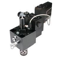 2-линейные клапаны высокого быстродействия с отсечным клапаном, серия TEP